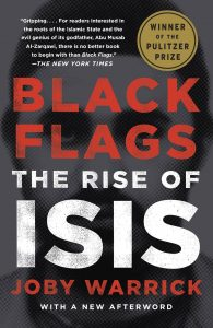 Carte ISIS Black Flags
