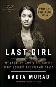 Carte ISIS Last Girl
