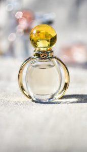 Bvlgari Goldea parfum tester
