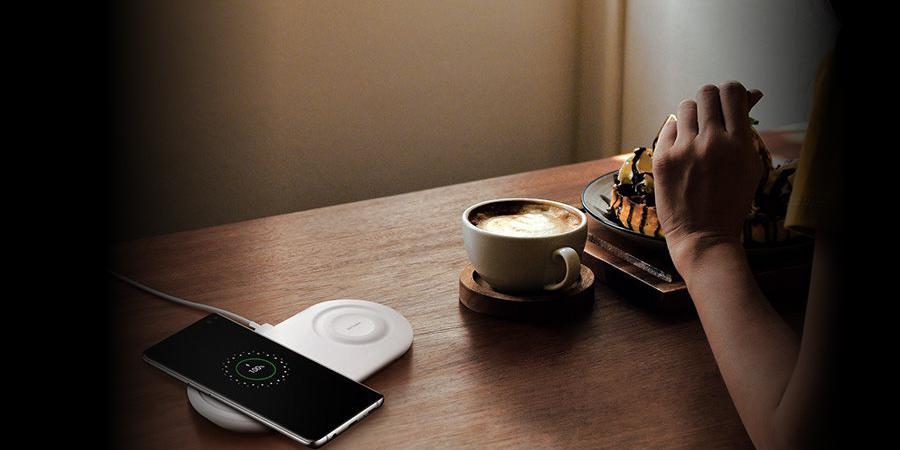 Încărcător wireless Samsung Duo Pad