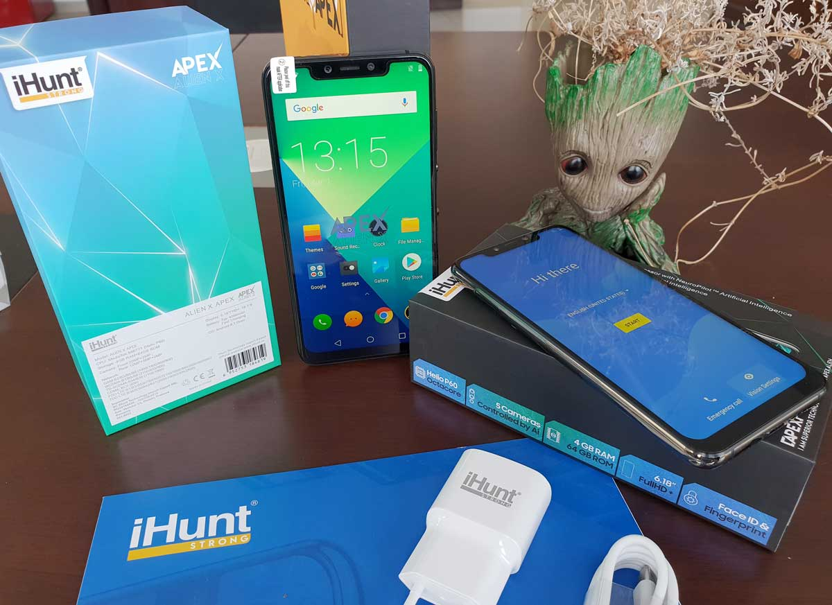 Accesorii smartphone iHunt Alien X APEX