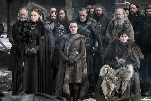 Supraviețuitorii luptei din Winterfell GOT