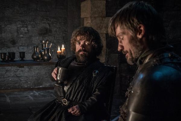Tyrion și Jaime Lannister