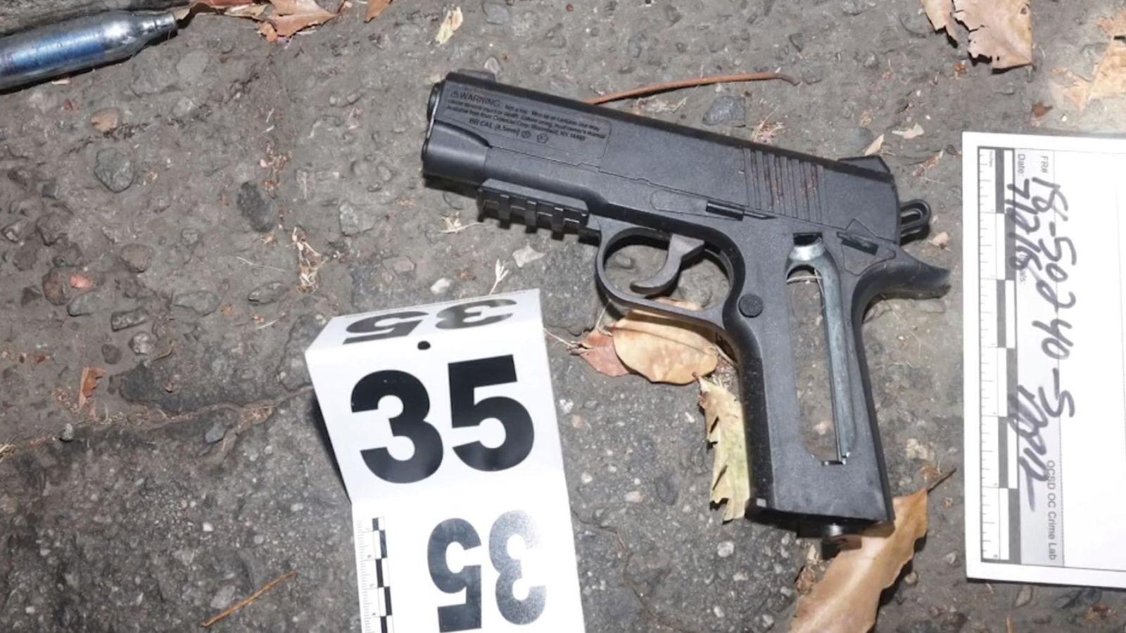 Arma suspect California