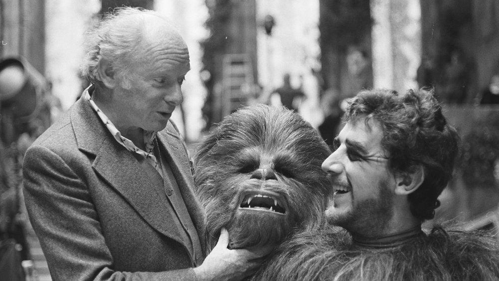 Peter Mayhew costum Chewbacca