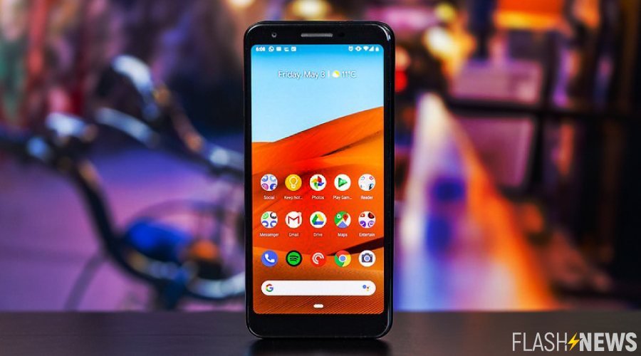 Design Google Pixel 3A și 3A XL