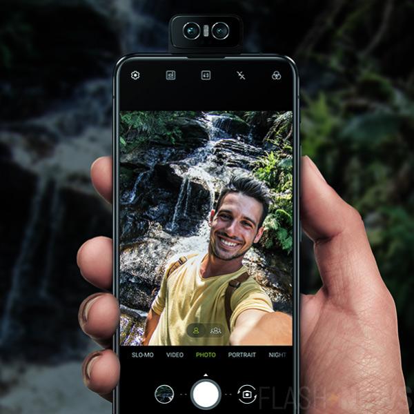 Selfie ASUS Zenfone 6