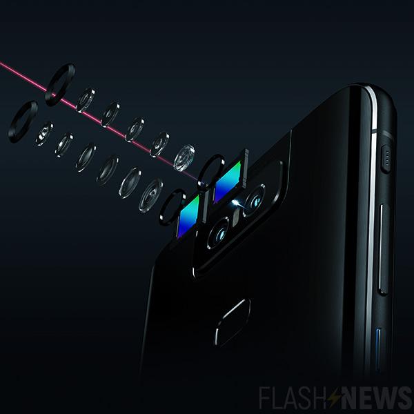 Senzori cameră Zenfone 6