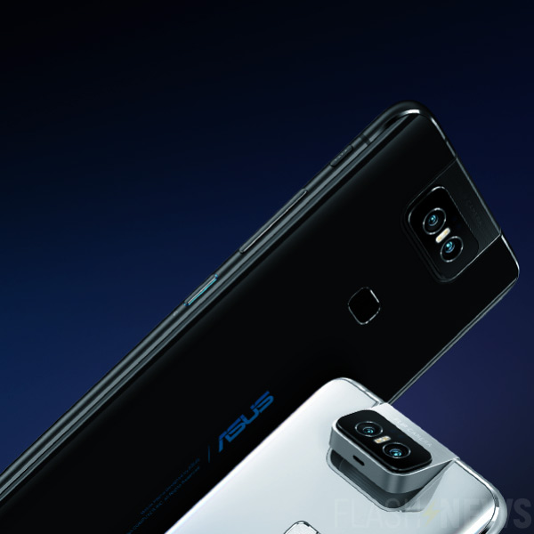 Zenfone 6 top-flip camera
