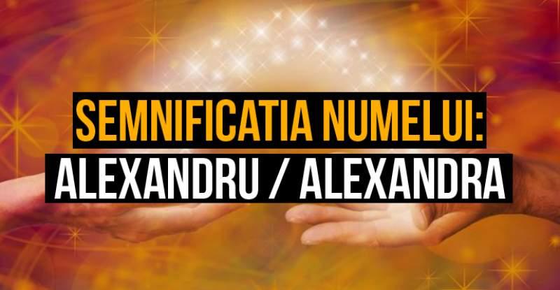 nume sf. alexandru