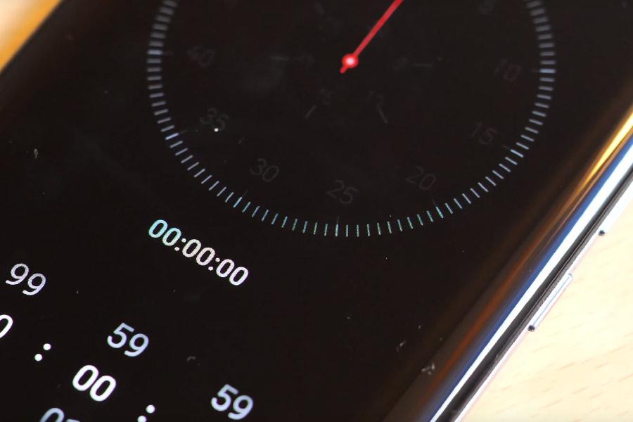 Dark Mode Huawei P30 Pro