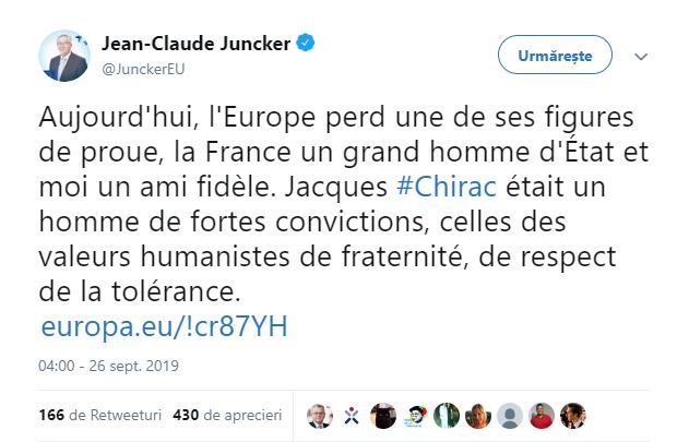 JACQUES CHIRAC Jean-Claude Juncker