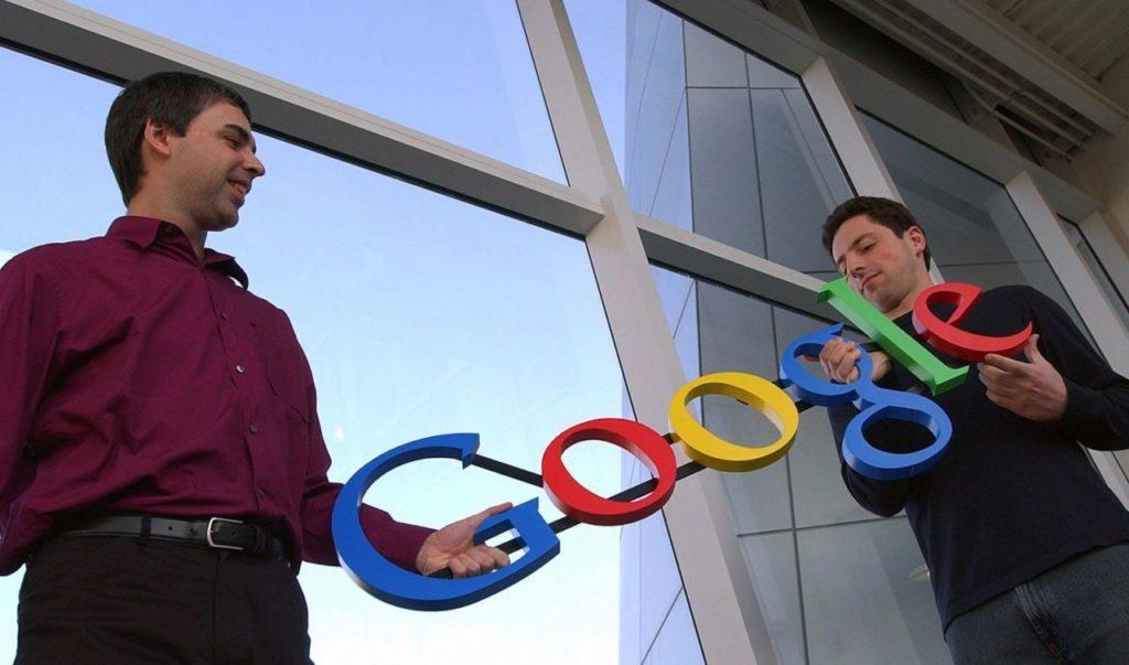 fondatorii google