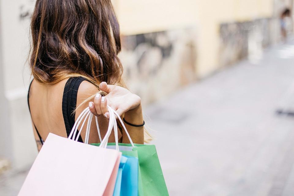 shopping in VIVO! Cluj-Napoca