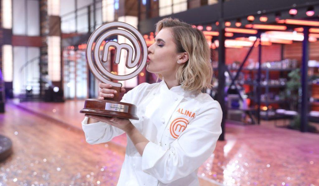 Alina Gologan MasterChef 2019