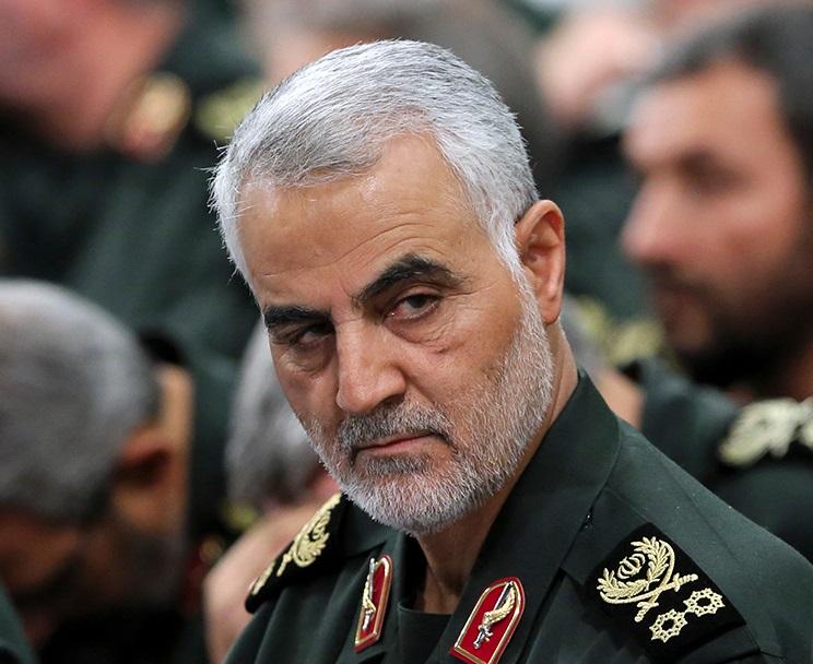 Qassem Soleimani mort dupa raid