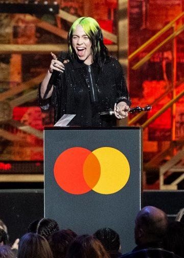 castigatorii Brit Awards 2020