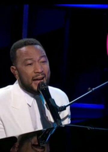 John Legend la Billboard Awards